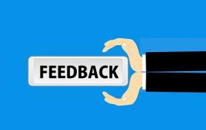 Feedback Encuesta de satisfacción
